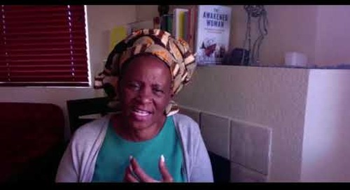 What is Your Great Hunger? | Dr. Tererai Trent | FranklinCovey clip