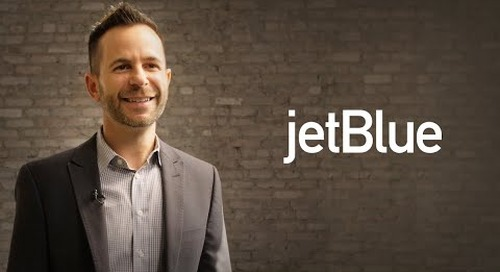 JetBlue's CCO Connects with Employees on the Ground and in the Air