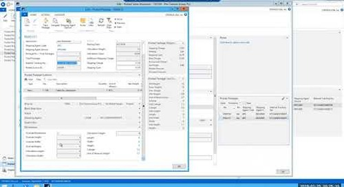 Lanham E-Ship and E-Receive in Dynamics NAV and D365 Business Central | Western Computer