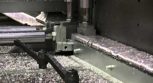 Cut-To-Length: Automatic Cut-Off Saw