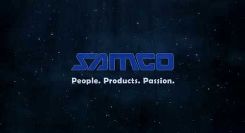 Samco Machinery Shelf Rollforming Line Snippets