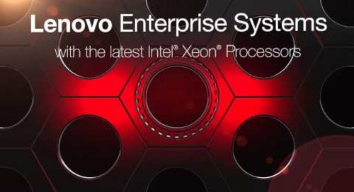 Lenovo - The Heart of the Data Center