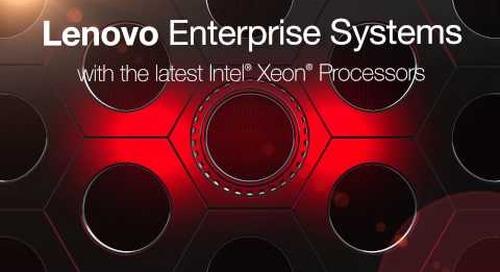 Lenovo - The Heart of the Data Center