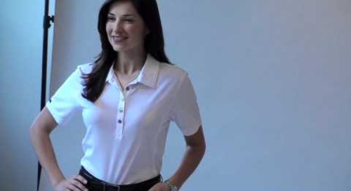Sneak Peek - Women's Banhine Polo - Style #96305