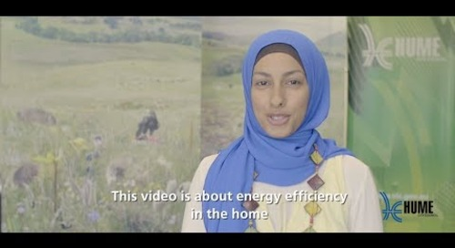 Hume City Council presents Energy Saving In The Home In Arabic