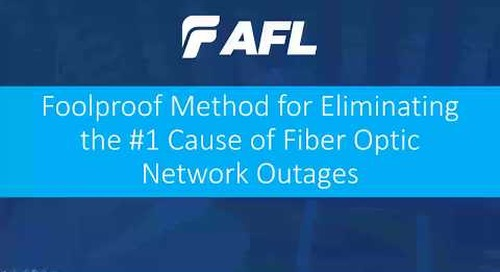 Webinar: Foolproof Way to Eliminate #1 Cause of Network Outages