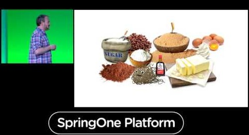 SpringOne Platform 2016 Keynote - Spring and the Circle of Feedback