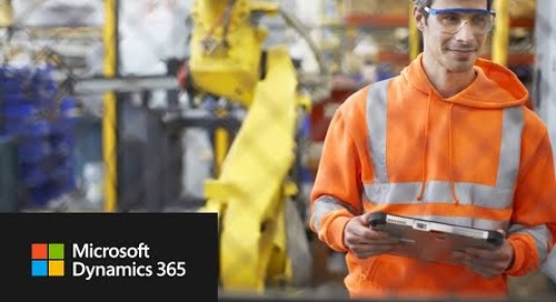 Track customer assets better in Dynamics 365 for Field Service