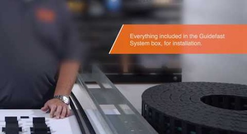 Guidefast System Unboxing Overview