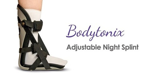 Bodytonix Adjustable Night Splint