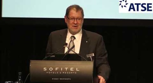 ATSE 2017 New Fellow: Professor John Mattick AO FAA FAHMS FTSE