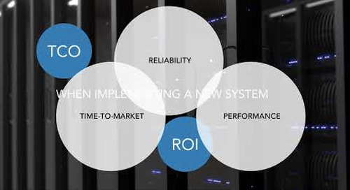 Telco Virtualization Essentials: ROI and TCO