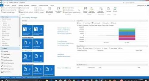 Accounts Payable ACH Payments in Dynamics NAV 2016
