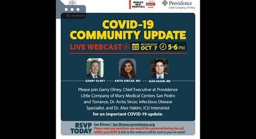 PLCM COVID-19 Update