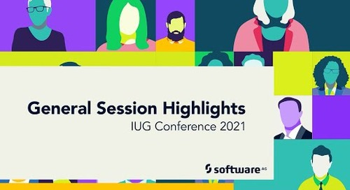 General Session Highlights   IUG Conference 2021   Software AG