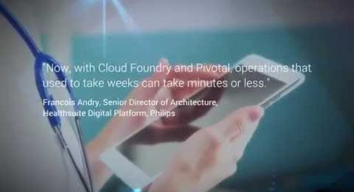 Pivotal Cloud Foundry Momentum at CF Summit 2015