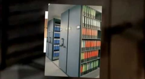 Filing Systems | File Shelving | Mobile Shelves | High Density | Tulsa 1-800-803-1083