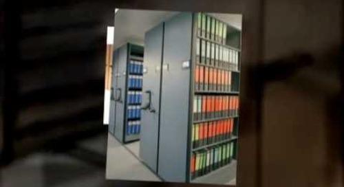 Filing Systems | File Shelving | Mobile Shelves | High Density | Tulsa 1-800-803-1083