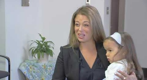 KPTV Health Watch 8/19/19 news story NICU Family Gives Back