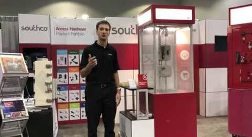 Southco at ISE Expo 2018 - Day Two