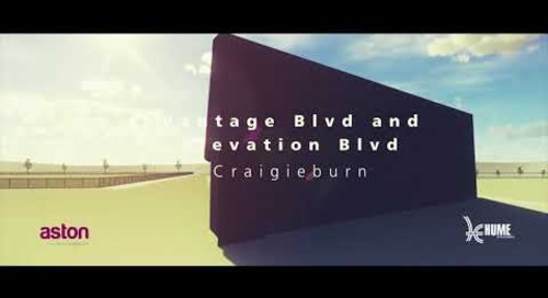 Hume City Council - Aston Sports Pavilion Craigieburn