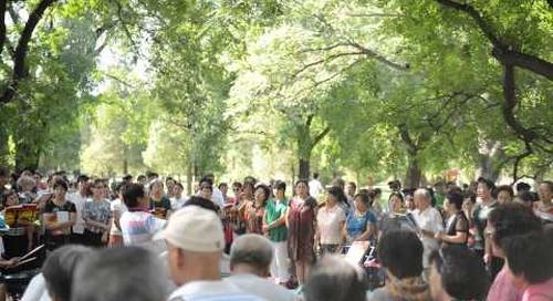 Temple of Heaven (Tiantan Park)