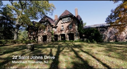 Video of 22 Saint Johns Drive, Mendham NJ - Real Estate Homes for Sale
