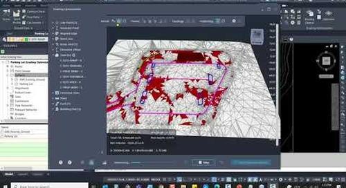 Civil 3D Grading Optimization and Project Explorer Tools