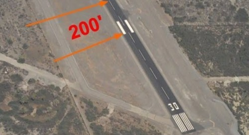 Power Off 180° Accuracy Approach & Landing