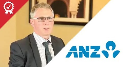 ANZ Bank   Rock solid platform for corporate client payment needs