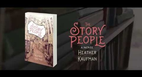 The Story People  by Heather Kaufman