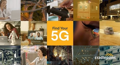 Find Your 5G — Wireless Edge Solutions for Business