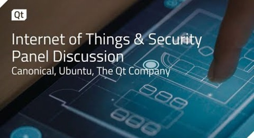 C++: Internet of Things and Security Panel discussion {on-demand webinar}