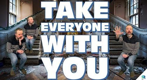 Tanzu Talk: Take Everyone with You