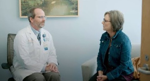 [Live Action Video] April Garrison's Journey with Colon Cancer by UVA Cancer Center