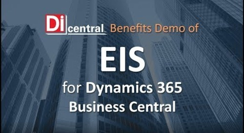 DiCentral EIS for MS 365 Business Central
