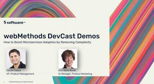 DevCast Demos: How to boost microservices adoption by removing complexity