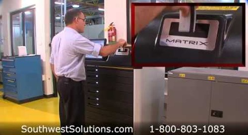 Tool Storage Cabinet RFID Tracking Expensive Inventory High Security