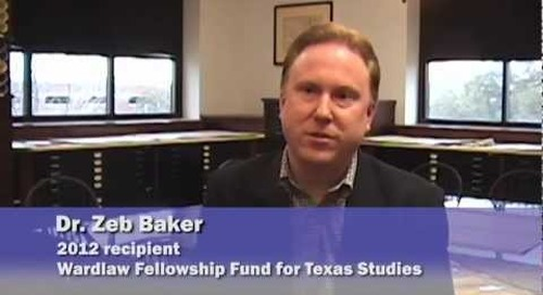 Dr. Zeb Baker: Research Fellow