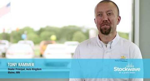 Testimonial | Tony Rammer, Auto Kingdom
