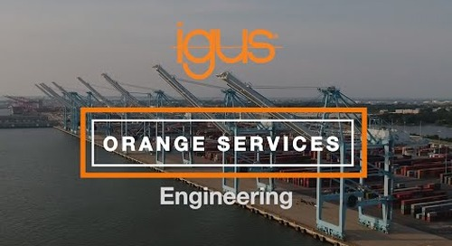 igus® Orange Services - Engineering
