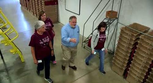 2015 Follett Challenge Winners Tour Follett Warehouse