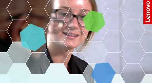 Lenovo Services: A Hybrid Cloud Solution Built Just for You