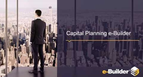 Improve and Measure your Capital Improvement Program