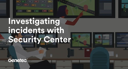 Investigating incidents with Security Center