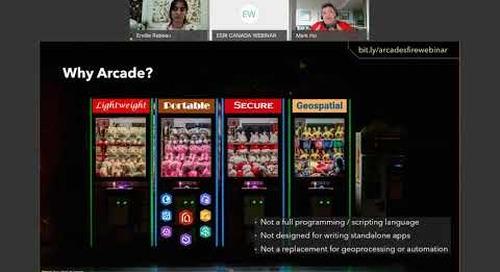 Arcade's Fire Inside Esri's Scripting Language