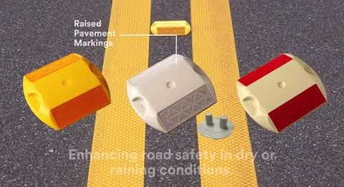 Help bring families home safely with 3M Pavement Markings.