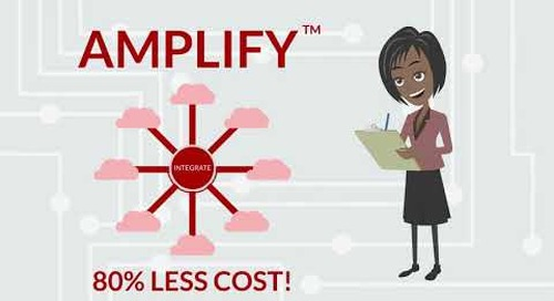 AMPLIFY in Action | Simplify and Accelerate IT with an iPaaS