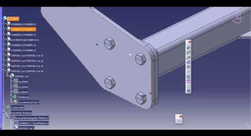 Deleting a reused pattern instance  in CATIA V5