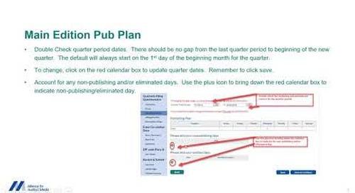 Newspaper Quarterly Filing Preparation Tips & Tricks [webinar]